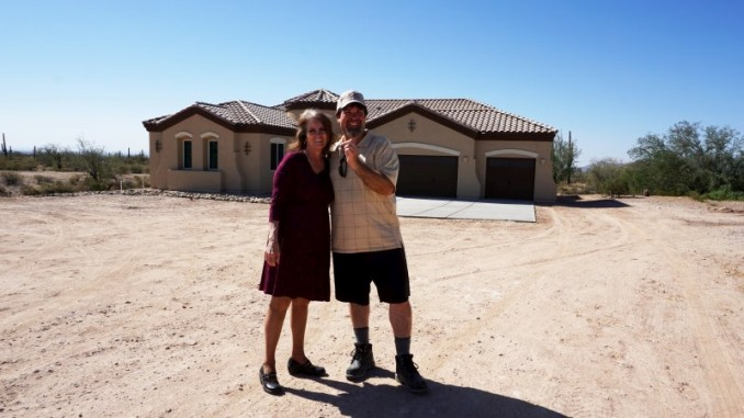 Vip homes communities arizona s premiere semi custom for Build house on your own land